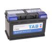 TAB Accu / Batterij 12V 92Ah 800A B13 DIN 59249 SMF Loodaccu