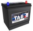 Akkumulator SUBARU IMPREZA Schrägheck (GR, GH, G3) 2012 Baujahr 75D23L TAB Batterie-Kapazität: 60Ah, Kälteprüfstrom EN: 600A, Spannung: 12V