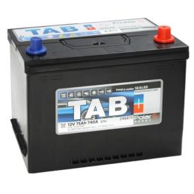 TAB Starterbatterie B1 , 70 Ah , 12 V , DIN 57529 SMF , 700 A , Bleiakkumulator