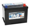 Akkumulator SUBARU FORESTER (SH) 2018 Baujahr 16152975 TAB Batterie-Kapazität: 70Ah, Kälteprüfstrom EN: 700A, Spannung: 12V