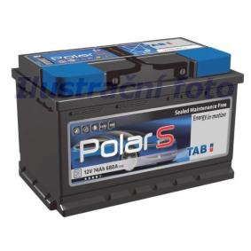 TAB Starterbatterie 12V 95Ah 850A B01 DIN 105D31R SMF, DIN NX120-7 SMF Bleiakkumulator
