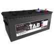 Original TAB 720018115 Starterbatterie