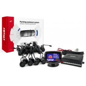Parking sensors kit AMiO 01605 rating