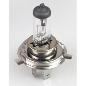 Bulb, spotlight H4 60/55W P43t Halogen 01268 FORD FOCUS, FIESTA, TRANSIT