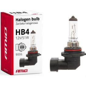 Bulb, spotlight HB4 51W 9006 Halogen 01480 FORD MONDEO, GALAXY, MAVERICK