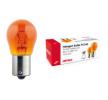 Bulb, indicator 01158 AMiO PY21W, BAU15s , 21W