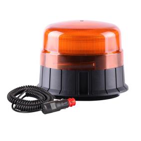 Figyelmeztető lámpa Feszültség: 12-24V, Ház színe: fekete 01500