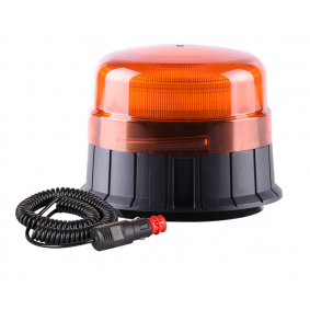 Lampada di emergenza Tensione: 12-24V, Colore alloggiamento/sede: nero 01500