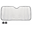 AMiO Szélvédő takaró Jármű első szélvédő, Mennyiség: 1, PE (Polietilén), Hossz: 130cm, Szélesség: 60cm