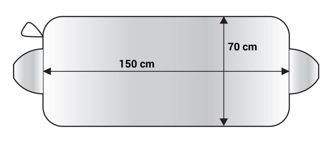 Clona na čelní sklo AMiO 01389 Hodnocení