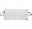 AMiO Couverture de pare-brise Quantité: 1, PE (polyéthylène), Longueur: 175cm, Largeur: 90cm