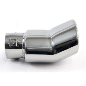 Deflector tubo de escape 01305