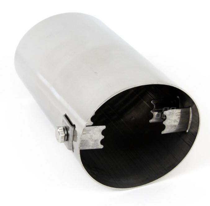Deflector tubo de escape AMiO 01306 evaluación