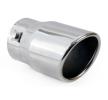 AMiO Déflecteur de tuyau de sortie 78mm
