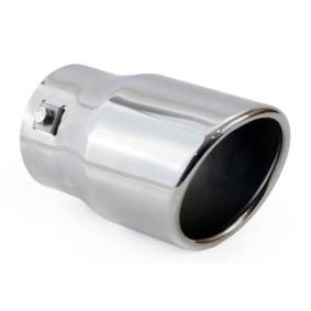 Deflector tubo de escape 01307