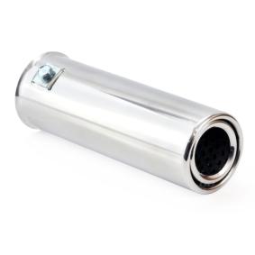 Deflector tubo de escape 01309