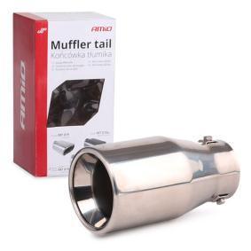 Déflecteur de tuyau de sortie 01318
