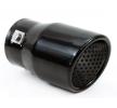 Deflector do tubo de escape 01317 número OEM 01317