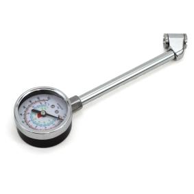 Urządzenie do pomiaru ciżnienia w kole i pompownia powietrza 01708