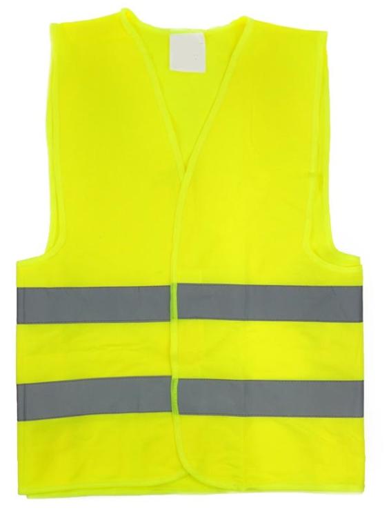 High-visibility vest 01734 AMiO 01734 original quality