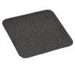AMiO Anti-slip mat Black, PU (Polyurethane), Length: 19cm, Width: 22cm