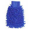 AMiO Car wash mitt 18mm, Blue, Microfibre, Microfibre Wash Glov