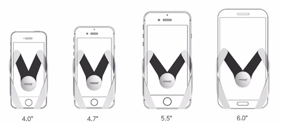 Mobile phone holders AMiO 01751 rating