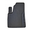 MATGUM Rubber mat with protective boards Quantity: 1, Left Front
