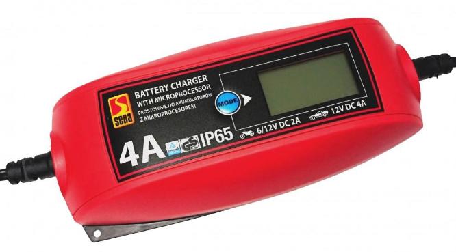 SENA  SE01030 Batterieladegerät Eingangsspannung: 220-240V