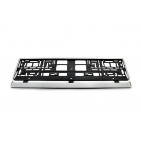Licence plate holders 01163