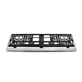Number plate holder 01163
