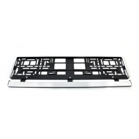 Number plate holder 01164