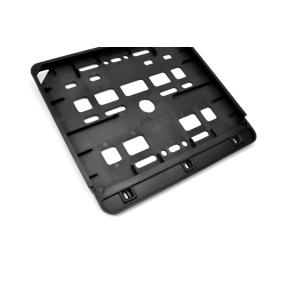 Number plate holder 01166