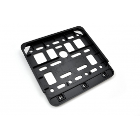 Licence plate holders 01169