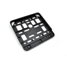 Number plate holder 01169