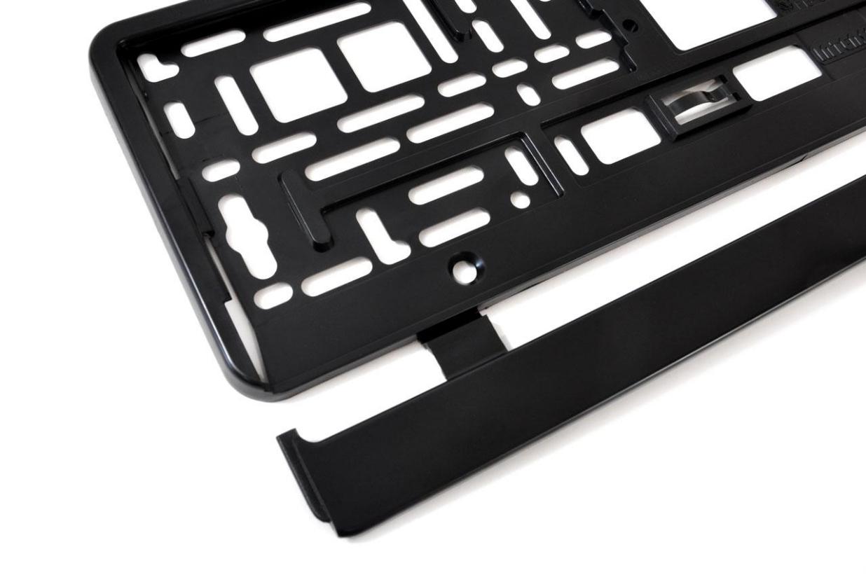Licence plate holders UTAL 01162 rating