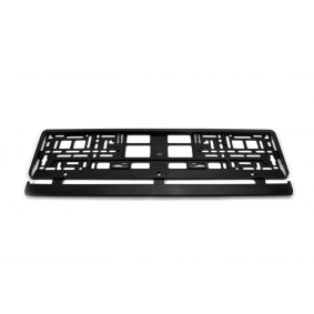 Licence plate holders 01162