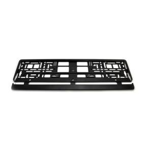 Number plate holder 01162