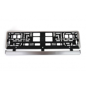 Licence plate holders 01646