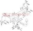Original STEINHOF 16157130 Anhängevorrichtung