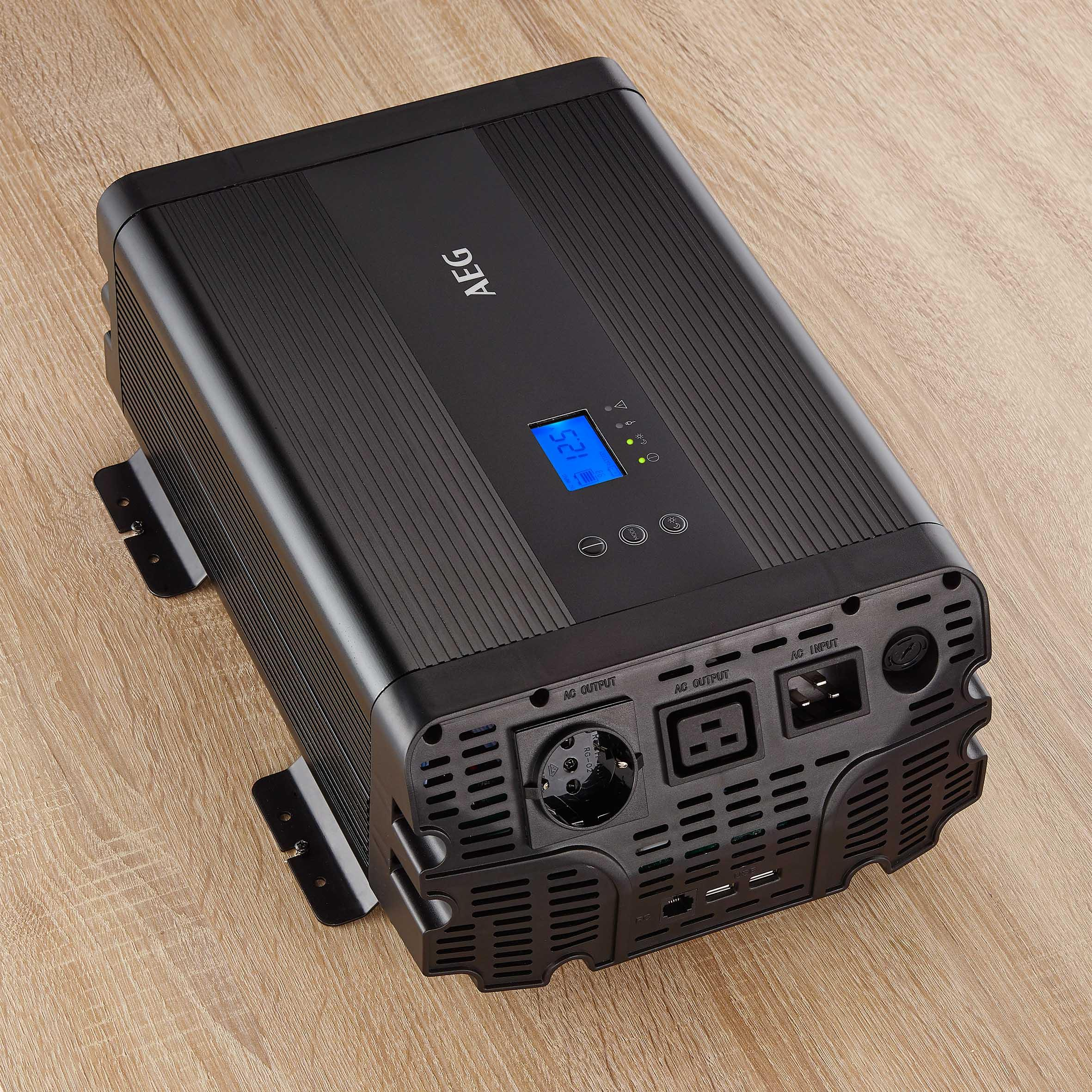 Inverter AEG 10062 4038373062925