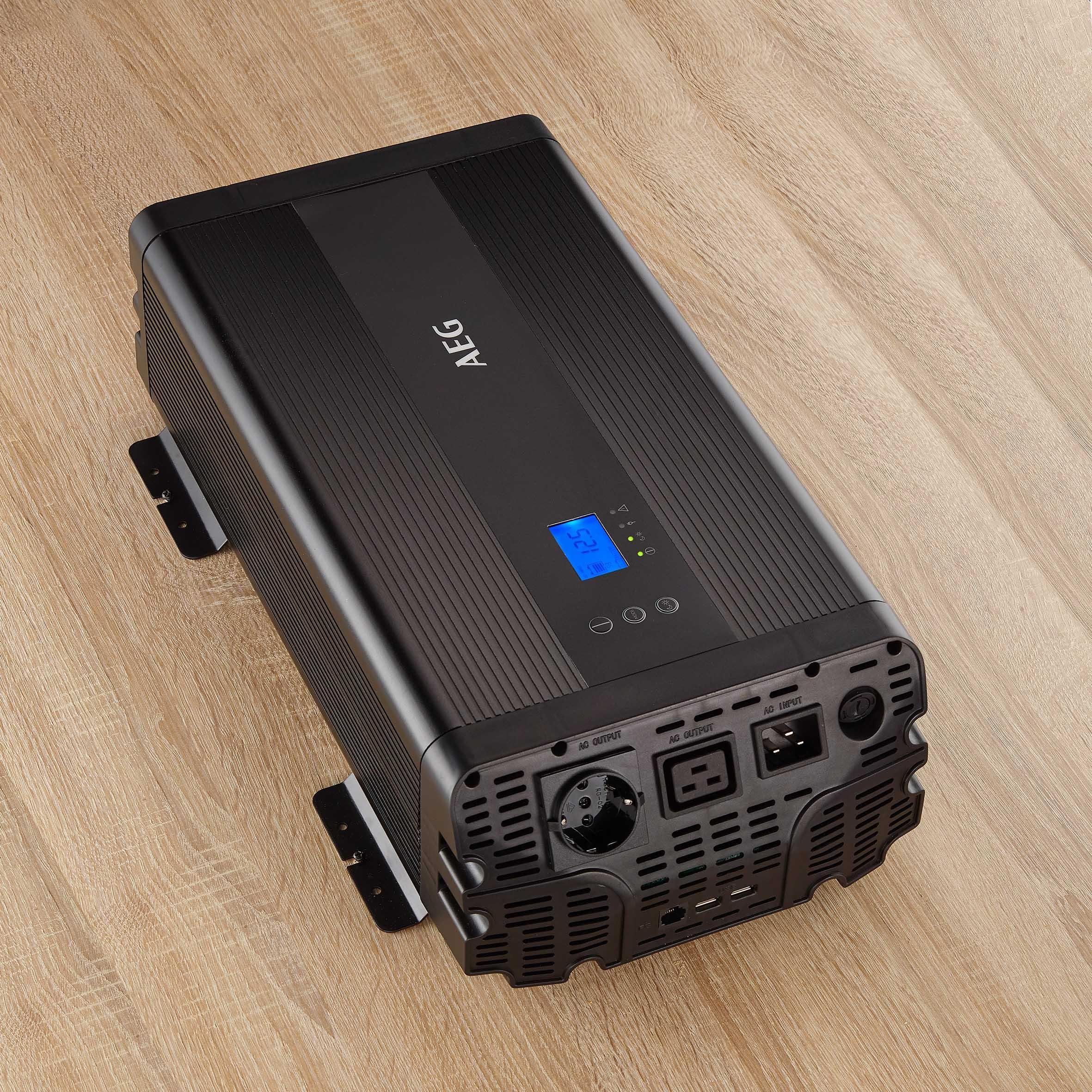 Inverter AEG 10063 4038373063359