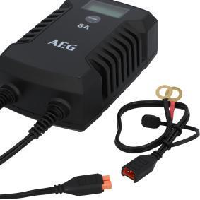 AEG Chargeur de batterie 10618