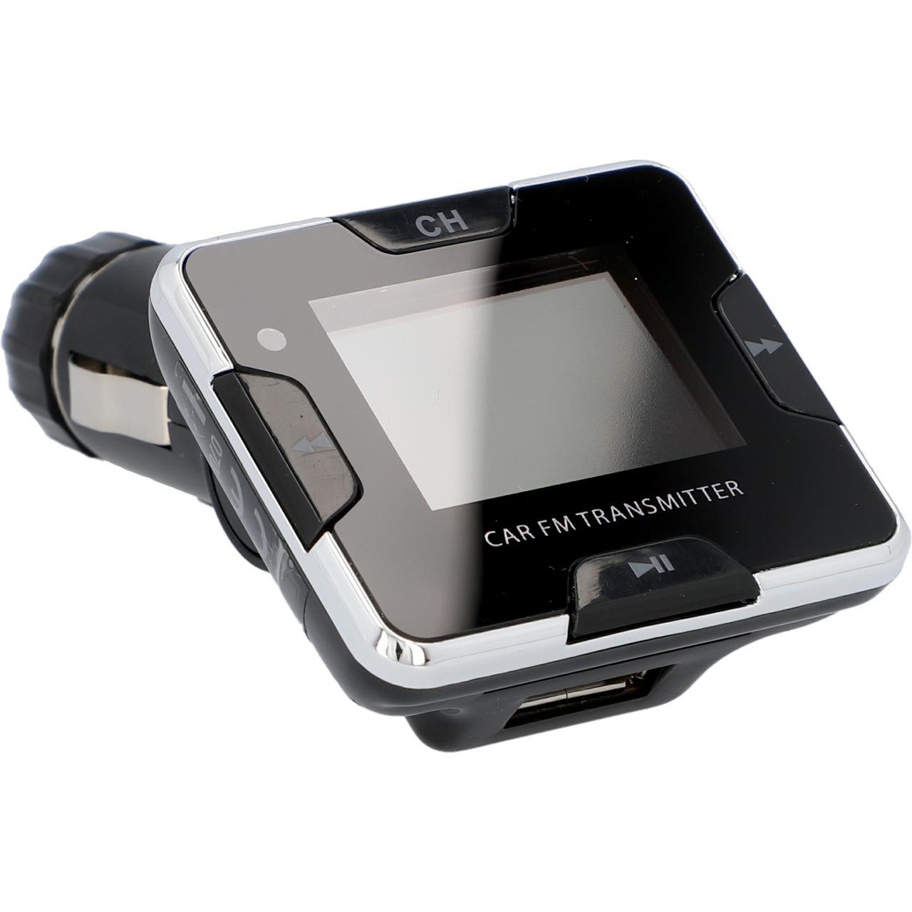 FM transmitter CARTREND 10466 expert knowledge