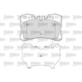Bremsbelagsatz, Scheibenbremse Breite: 134mm, Höhe: 87,9mm, Dicke/Stärke: 19,1mm mit OEM-Nummer 04465 0W110