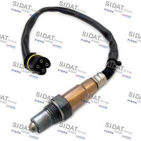 Lambdasonde Kabellänge: 200mm mit OEM-Nummer A0015407917