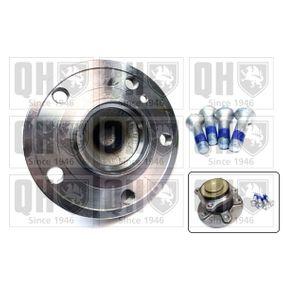 Wheel Bearing Kit Ø: 143,0mm with OEM Number 2463340006