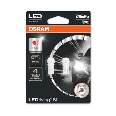 Lámpara, luz interior OSRAM 2825DRP-02B evaluación
