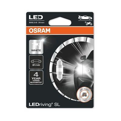 Bulb, interior light OSRAM 6438DWP-01B rating