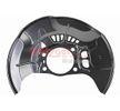 OEM Splash Panel, brake disc METZGER 16179042 for LEXUS